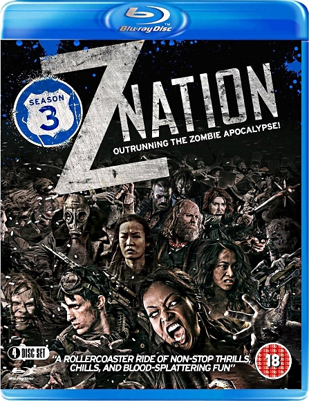 Z Nation Staffel 3